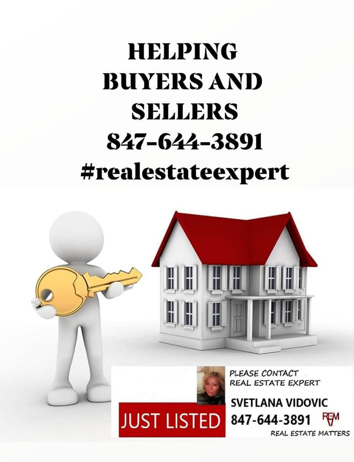 real estate matters chicago broker
